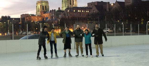 CH Ice Skating 2018